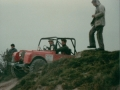 Series I Crownhill down National Rally 1987.